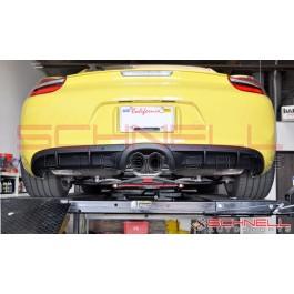 981 GTS Rear Diffuser Set -  Boxster/Cayman models
