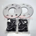 7mm Hubcentric Spacers - Pair
