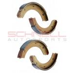 Parking Brake Shoe Set - Rear, 911/912/928/930/944/968