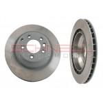 Disc Brake Rotor – Rear (355 X 28 mm)