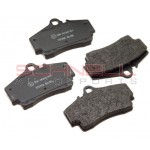 Brake Pad Set - Rear, 911/996/997/986/987