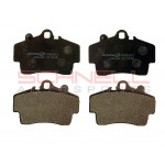 Front Disc Brake Pad – Boxster 986