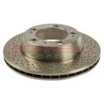 Disc Brake Rotor - Rear (ATE)