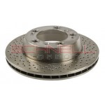Disc Brake Rotor - Rear (OEM)