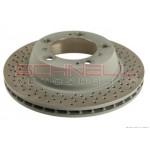 Disc Brake Rotor - Rear (Sebro)
