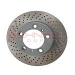 Disc Brake Rotor – Front Left (987 Base)