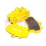 Pagid RS 29 Front Brake Pad Set (Yellow) - 986/987 Base