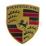 Hood Emblem, 911/991/Boxster/Cayman (09-15)