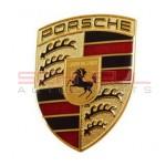 Hood Emblem 911/Boxster/Cayman/Cayenne (95-08)