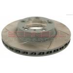 Disc Brake Rotor, Front Left 911/996/997/986/987