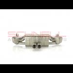 981 Boxster/S Slip-On Line (Titanium)
