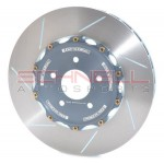 *Girodisc Front 380mm 2-piece Rotor Upgrade for 997.2 GT3/GT2 & All 997 GT2/GT3's with OEM PCCB's