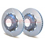 *Girodisc Front 350mm 2-piece Rotor Upgrade for 991 C4S/C2S