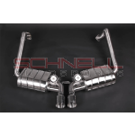 Boxster 981 High Performance Exhaust System-Cat Back