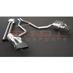 Panamera 4 & 4S Valve Exhaust System (NO Remote)
