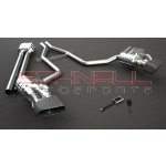 Panamera Turbo & Turbo S Valve Exhaust System (Incl. Remote)