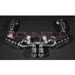Boxster / Cayman High Performance Valved Exhaust System-C