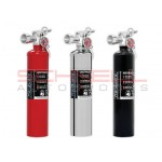 Fire Extinguisher and Mount Package - Manual Seats
