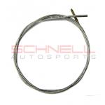 2015mm Clutch Cable for Late 356A, All 356B T5, and Early 356B T6 Models
