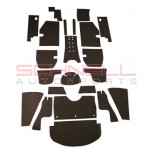 356A Coupe Interior Body Insulation Kit