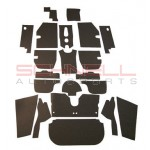 356B T5 Coupe Interior Body Insulation Kit