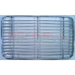 Curved Engine Grille
