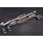 991 Catback Exhaust System (Incl. Remote)