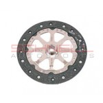 "Clutch Disc ""Sport"" Rigid Hub w/Organic Lining (Higher Friction)"
